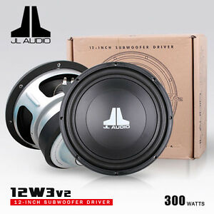 BRANDE NEW PAIRS 2 X JL Audio