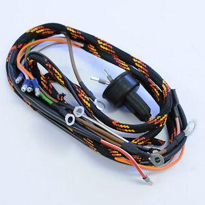 massey ferguson wiring loom harness mf35 ebay