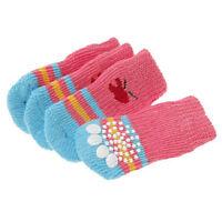 Anti-Slip Dog Socks - Size S