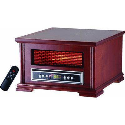 LifeSmart 1500 Watt Low Profile Quartz Infrared 3 Element Heater NEW FOR 2013    on Rummage