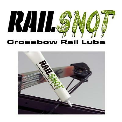 Rail Snot worlds Best Crossbow Rail Lube 1 Oz 100% Odorless For Tenpoint