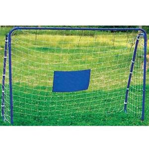 new large soccer goal with net football practice training