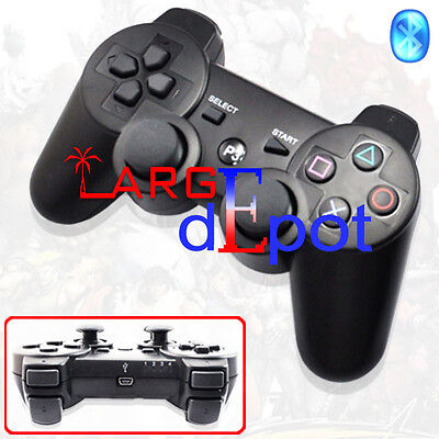 For Sony PS3 6 Axis DualShock Wireless Bluetooth Game Controller on Rummage