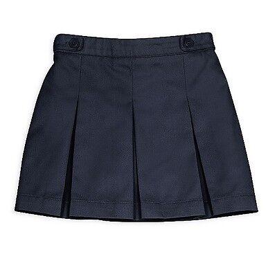 Back To School Bts Girls School Uniform Pleated Skirt Skorts Sears 7 Reg