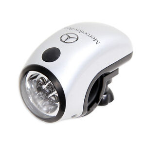 Mercedes-Benz-Bicycle-LED-Headlight-with-Quick-Release-Batteries-included