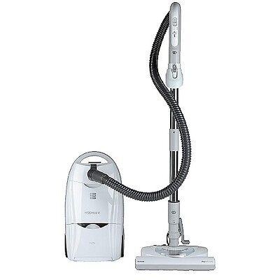 Kenmore Canister Vacuum Cleaner Progressive White 21514 Hepa Store Demo D
