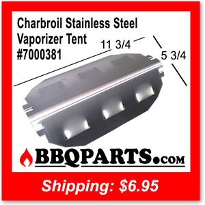 Charbroil-Stainless-Steel-Vaporizer-Tent-5-3-4-by-11-3-4-inches-7000381