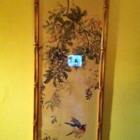 Vintage Asian Water~Painting