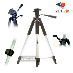 57-PRO-Tripod-3-Way-Pan-Head-W-Bubble-Level-For-Digital-SLR-Camera-Camcorder