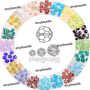 40pcs-10mm-Swarovski-Crystal-Beads-5000-Round-Pick-loose-beads-gemstone