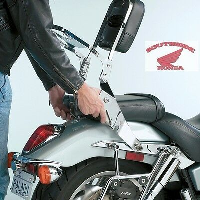Paladin Backrest Luggage Rack Quickset Mounting Kit Suzuki Vl800 Intruder Valus