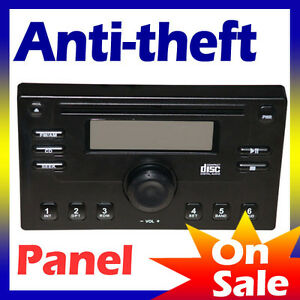 Ouku-Antitheft-Security-Face-Plate-for-Double-Din-7-Screen-Car-DVD-Player