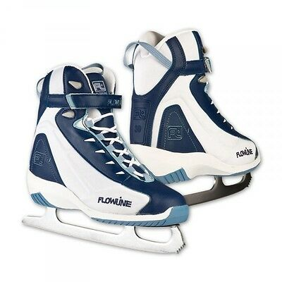 - New DR soft boot women's ladies ice figure skates sz 11 SK30
