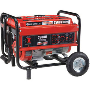 4200 WATT GASOLINE GENERATOR NOW 4200