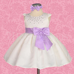 Baby Purple Bridesmaid Dresses