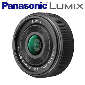 UK-STOCK-New-Panasonic-14mm-F2-5-Lumix-G-Lens-for-M4-3-BLACK