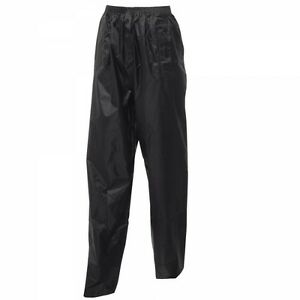 Regatta Waterproof Over Trousers Rain Fishing Leggings Unisex
