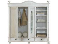 kleiderschrank im landhausstil in hessen neuenstein ebay kleinanzeigen. Black Bedroom Furniture Sets. Home Design Ideas