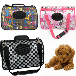 Advanced-Soft-Portable-Dog-tote-Crate-Carrier-House-Kennel-Kennel-Pet-Travel-Bag
