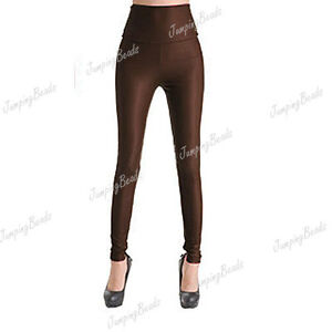 1d1e3f8cd5816 Brown Leggings found in: Khaki Brit-o-flage Printed Leggings, Brown Leather  Belt, Brown Columbus Boot, Brown Check Cotton Flat Front Trouser, Camel.