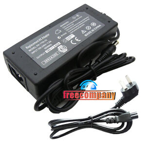 ☆AU STOCK☆ 19V 3.42A Laptop AC Adapter Charger For Toshiba Satellite C850 C850D