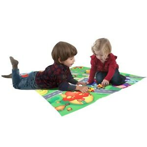 NEW NODDY GIANT TOYLAND PLAYMAT A