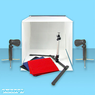 PBL Photography Tent In A Box 16 In Cube Lights Steve Kae...