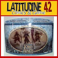 Lotr Lord De The Rings Set De Juegos A Lo Largo De Mini Figura 3pack 12 Cm -  - ebay.es