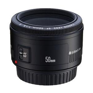 Canon-EF-50mm-F-1-8-II-Lens-for-50D-60D-7D-550D-600D-Mark-II-Rebel-T1i-T2i-T3i