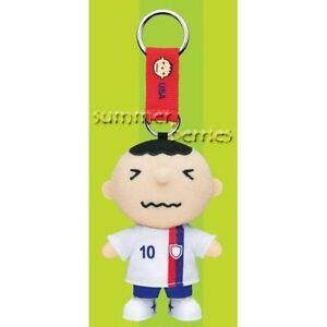 Sanrio minna no tabo 2010 World Cup Plush Key Chain - #10 USA