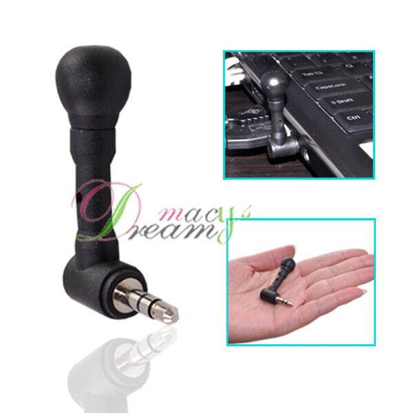 Микрофон NEW 3.5mm Mini Microphone Mic for Laptop Notebook