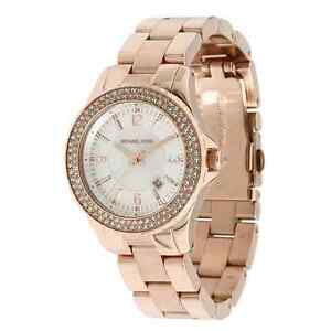 michael kors 039 s gold colored stainless