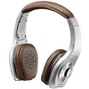Denon-AH-NCW500SR-Globe-Cruiser-On-Ear-Wireless-Headphones-Silver