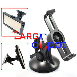 Car Suction Cup Mount Holder for Garmin Nuvi 1200 1250 1255 1260T 1300