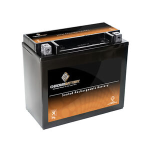 YTX20L-BS Motorcycle Battery for HARLEY-DAVIDSON FLST (Softail) 1340CC 91-'96
