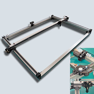 Xls12180 1200x1800 x y stages table bed for pro diy co2 for Table x and y