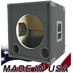 1x15 empty bass guitar speaker cabinet. Black Bedroom Furniture Sets. Home Design Ideas