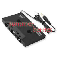 Car Cassette Adapter for iPhone iPod MP3 MD and Discman Players