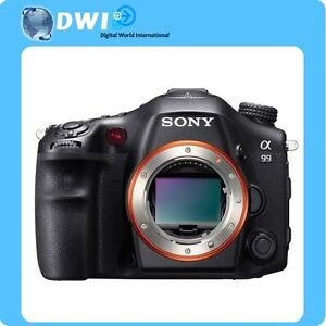 SALE BRAND NEW SONY α ALPHA SLT-A99 FULL FRAME DIGITAL SLR CAMERA BODY ONLY