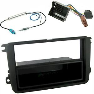 VW Golf V MK5 Car Stereo Radio CD Fitting Kit Fascia