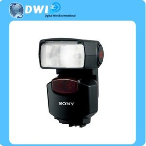 SALE BRAND NEW SONY HVL-F43AM FLASH for ALPHA CAMERAS DSLR HVLF43AM SPEEDLITE