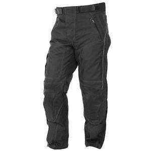Mens-Riessa-Designer-Armor-Biker-Motorcycle-Motorbike-Waterproof-Pants-Trousers