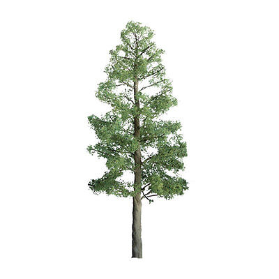 "JTT SCENERY 94289 PROFESSIONAL SERIES 1"" PINE TREE Z-SCALE 6/PK  JTT94289"