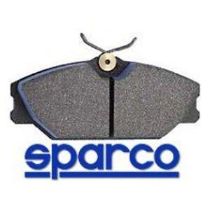 plaquettes de freins sparco t 51 performance opel astra g zafira a ebay. Black Bedroom Furniture Sets. Home Design Ideas