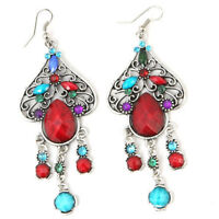 DESIGNER DANGLE CHANDELIER EARRINGS--NEW!!