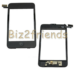 For iPod Touch 2nd gen Digitizer Screen with Home Button Frame Assembly US Stock
