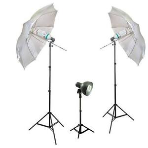 PHOTO STUDIO LIGHTING KIT 450 WATTS FLUORESCENT by PBL