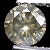 0.45CT.AAA FANCY CHAMPAGNE DIAMOND 4.9mm
