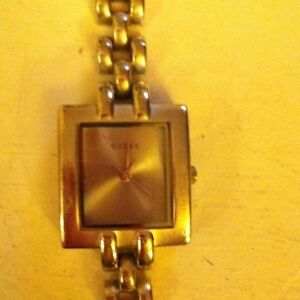 Vintage Guess silver Ladies Watch