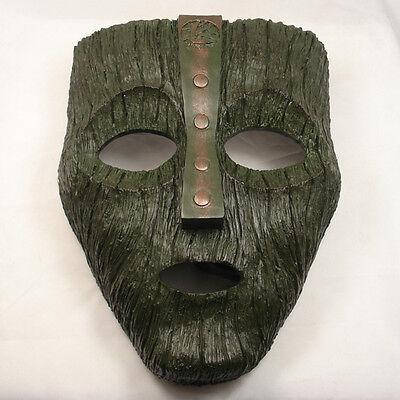 Classic Style Loki Mask Movie Prop Memorabilia Resin Replica Halloween JH02 - Movie Style Halloween Masks